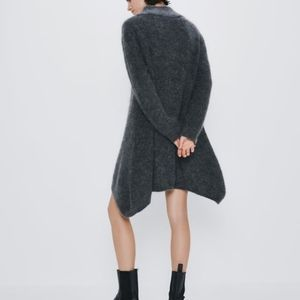 Zara mohair dress